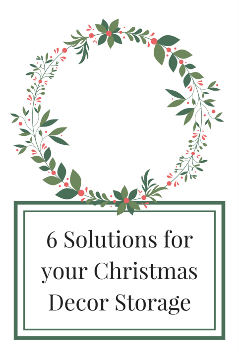 6 Solutions for your Christmas Decoration Storage (1)